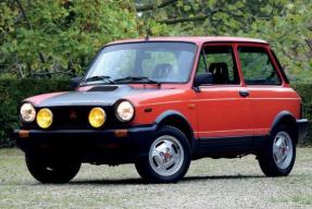 1983 Autobianchi A112