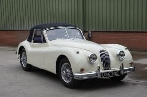 1954 Jaguar XK 140