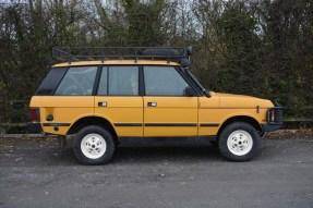 1985 Land Rover Range Rover