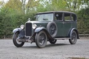 1929 Humber 9/28hp