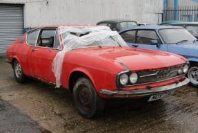 1972 Audi 100 Coupe