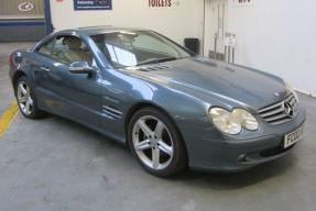2002 Mercedes-Benz SL 500
