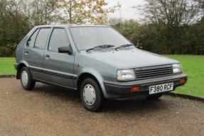 1989 Nissan Micra