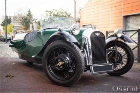 1949 Morgan 3 Wheeler
