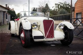 1937 Georges Irat 6CV