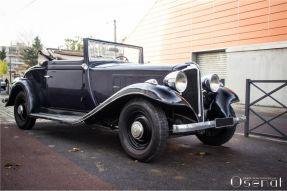 1935 Renault Primastella