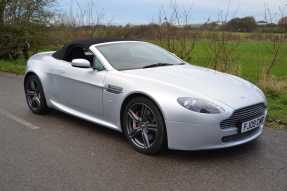 2009 Aston Martin V8 Vantage N400 Roadster