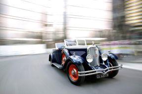 1932 Panhard et Lavassor X66