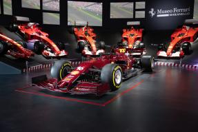 2020 Ferrari SF1000