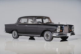 1964 Mercedes-Benz 220 S
