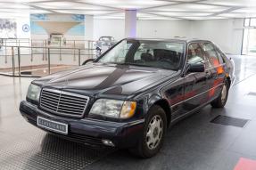 1991 Mercedes-Benz 600 SEL