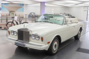 1988 Rolls-Royce Corniche Convertible