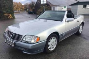 1996 Mercedes-Benz SL 280