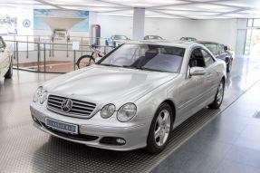 2006 Mercedes-Benz CL 500