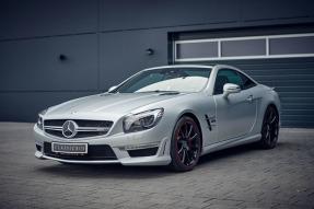 2016 Mercedes-Benz SL63 AMG