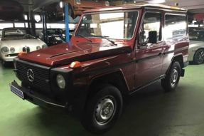 1981 Steyr-Puch 280 GE