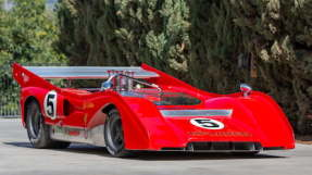 1971 McLaren M8