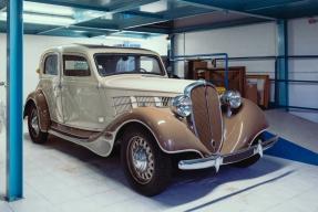 1937 Simca Fiat 11CV