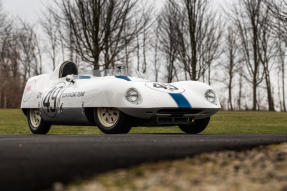 1959 Elva Mk IV