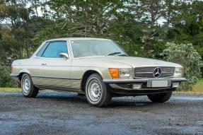 1973 Mercedes-Benz 350 SLC