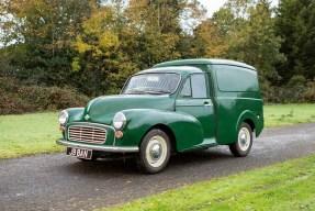 1967 Morris 6 CWT