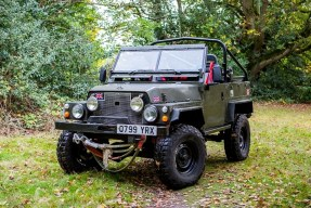 1989 Land Rover Lightweight