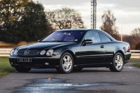 2000 Mercedes-Benz CL 600