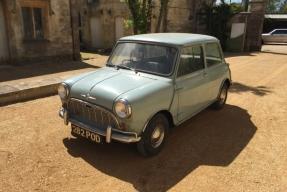 1961 Morris Mini