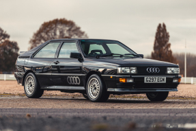 1989 Audi Quattro