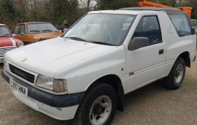 1994 Vauxhall Frontera