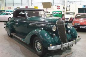 1936 Chrysler Airstream