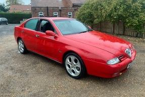 2000 Alfa Romeo 166