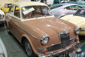 1962 Riley 1.5-litre