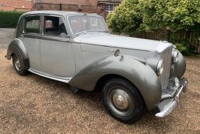1948 Bentley Mk VI