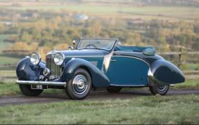 1939 Bentley 4¼ Litre