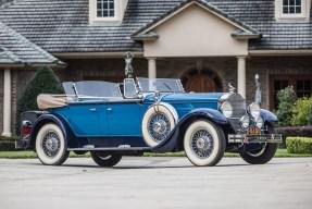 1929 Packard DeLuxe Eight