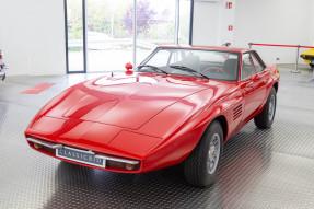 1972 Intermeccanica Indra