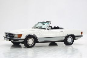 1973 Mercedes-Benz 450 SL