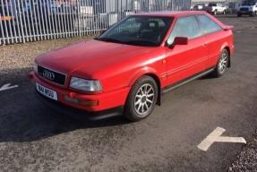 1996 Audi Coupe