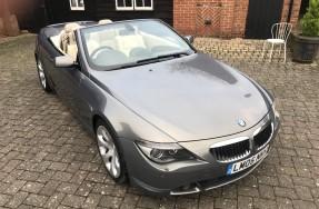 2005 BMW 630i