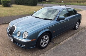 1999 Jaguar S-Type