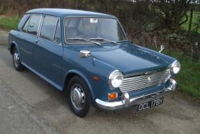1978 Morris 1100