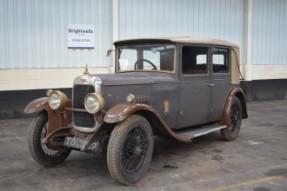 1927 Alvis 12/50