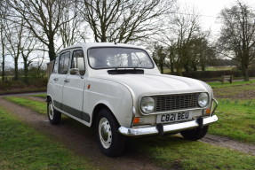 1985 Renault 4