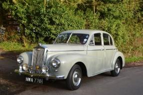 1951 Wolseley 4/50