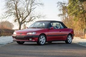 1995 Peugeot 306
