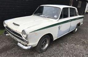 1965 Ford Cortina
