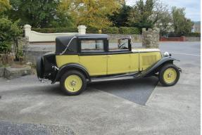 1929 Renault Vivasix