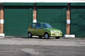1997 Fiat Cinquecento