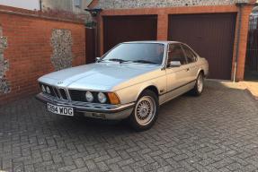 1986 BMW 628 CSi